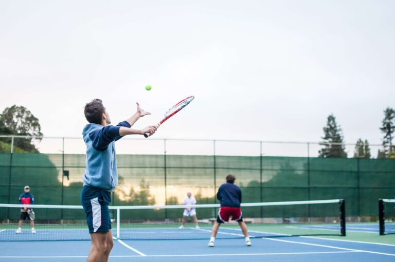 How To Increase Tennis Serve Speed